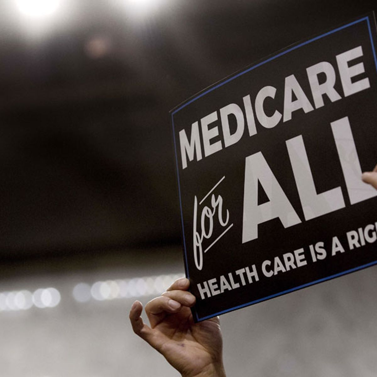 How the mainstream media tries to convince you that Medicare for All is impossible