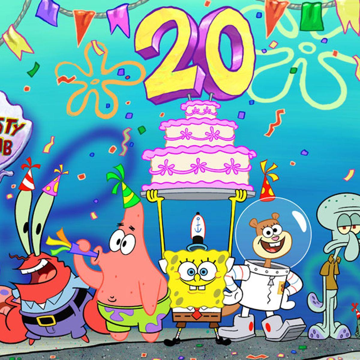 The Spongebob Squarepants Cast Dives Deep On Their Iconic