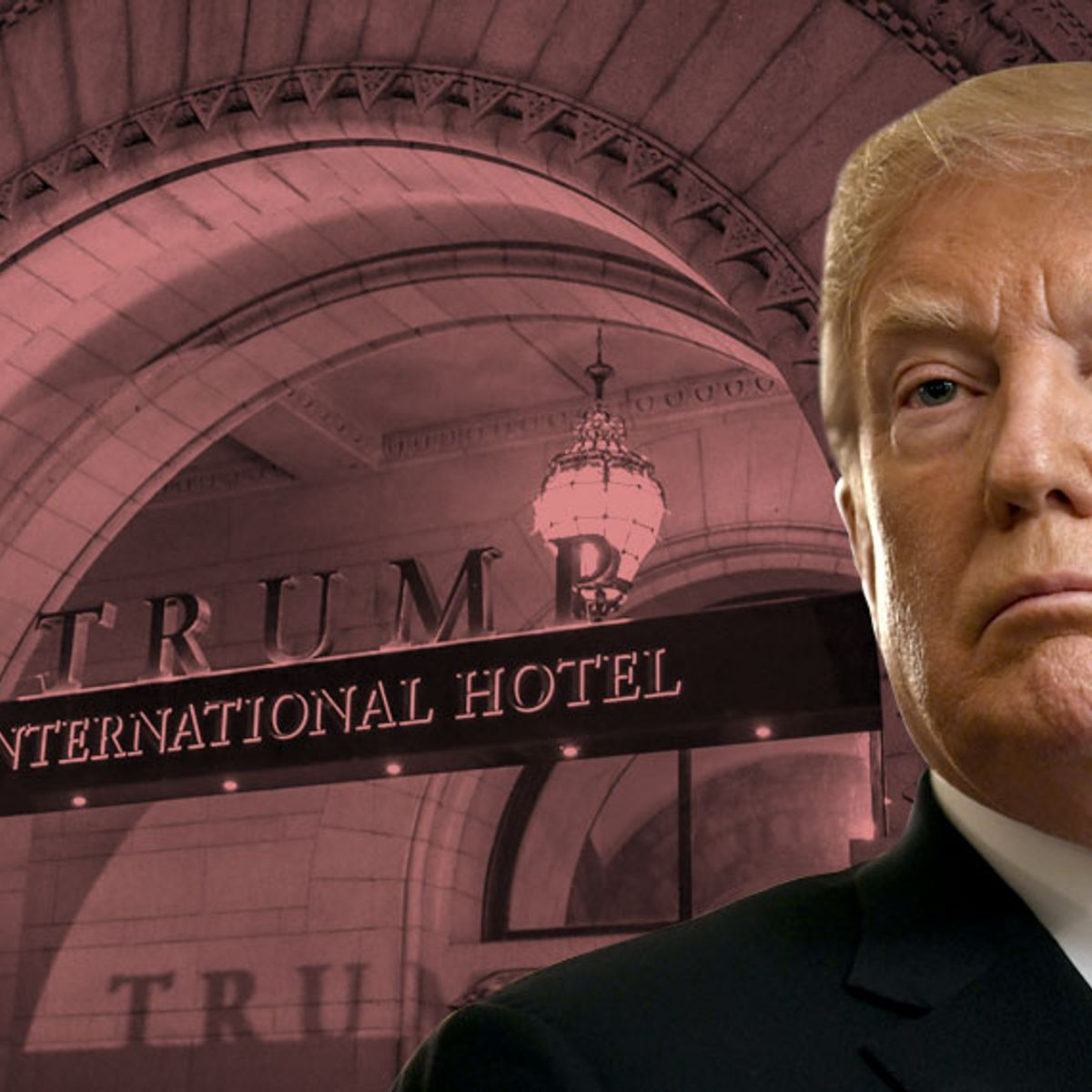 House Dems investigating whether groups tried to curry favor with Trump through hotel bookings