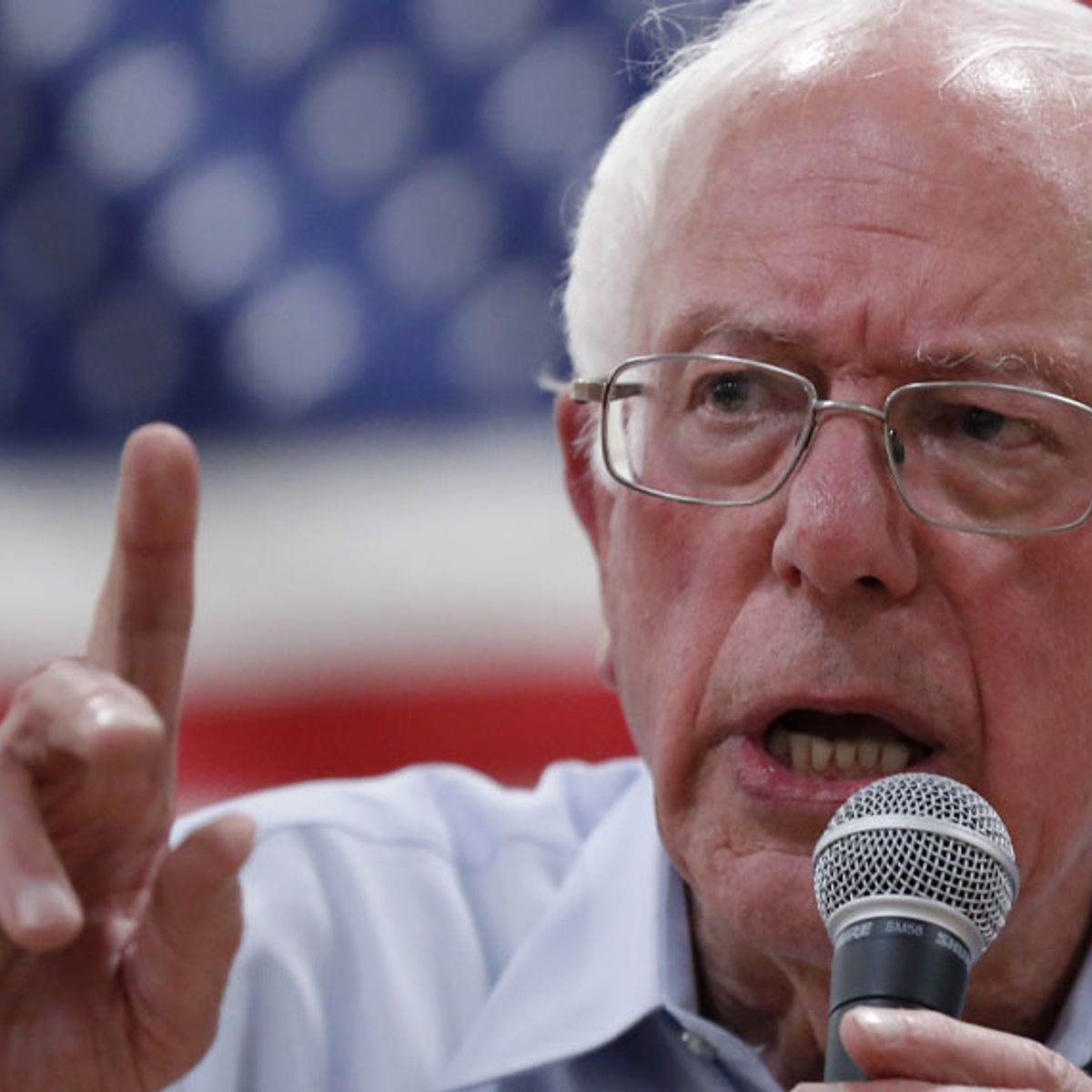 """I'm willing to fight for someone I don't know"": Sanders speech becomes viral rallying cry"
