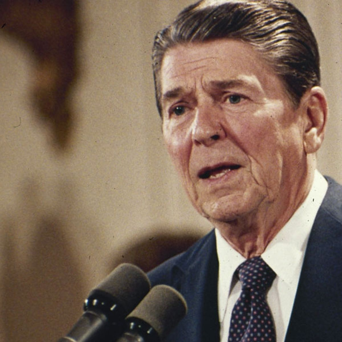We have to undo the attack on the middle class that started with Reagan if we want democracy back