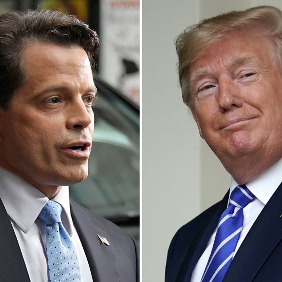 """Scaramucci: State Department texts are example of """"rank criminality"""" at heart of Trump's White House"""