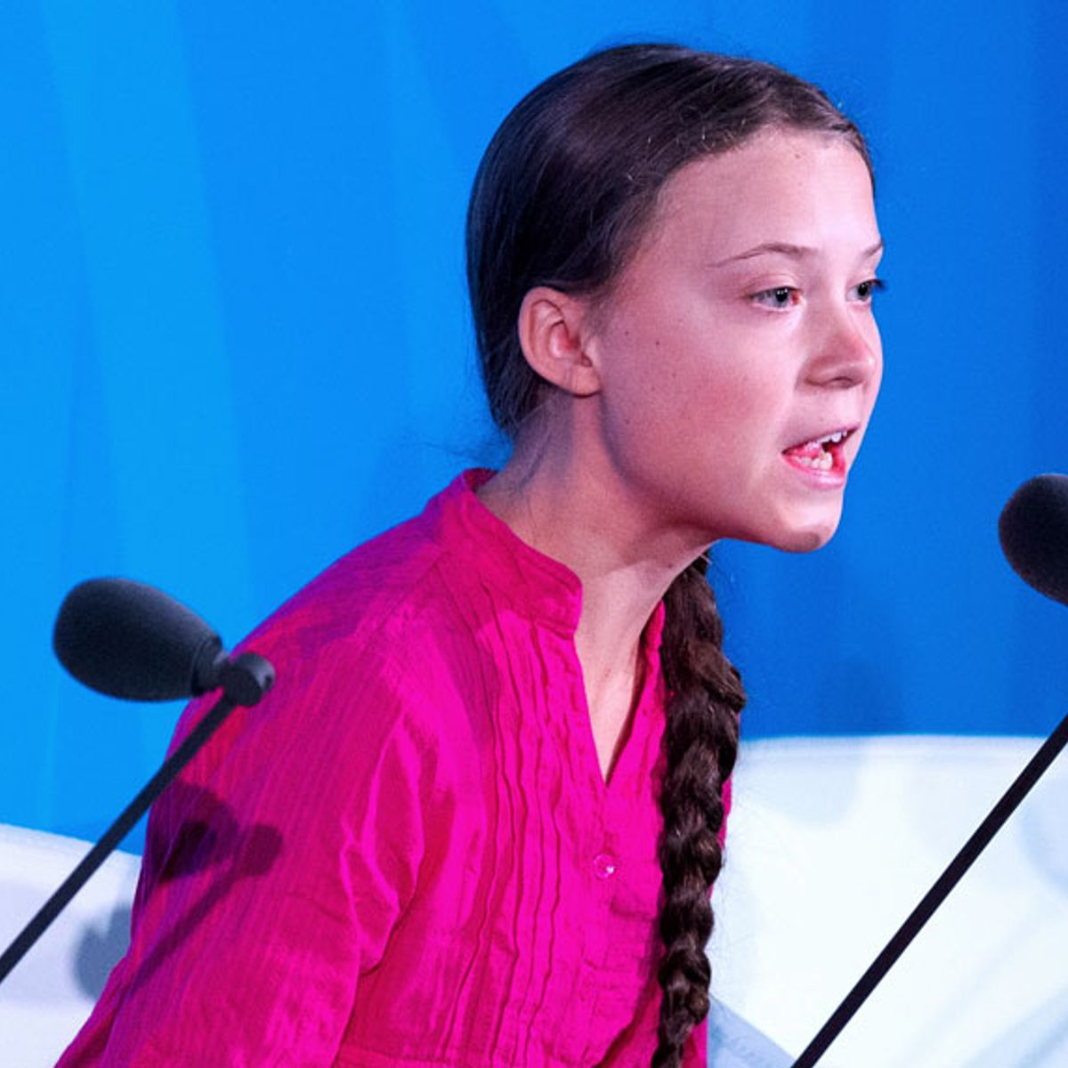"""""""Our house is on fire!"""" Why Greta Thunberg infuriates conservatives"""