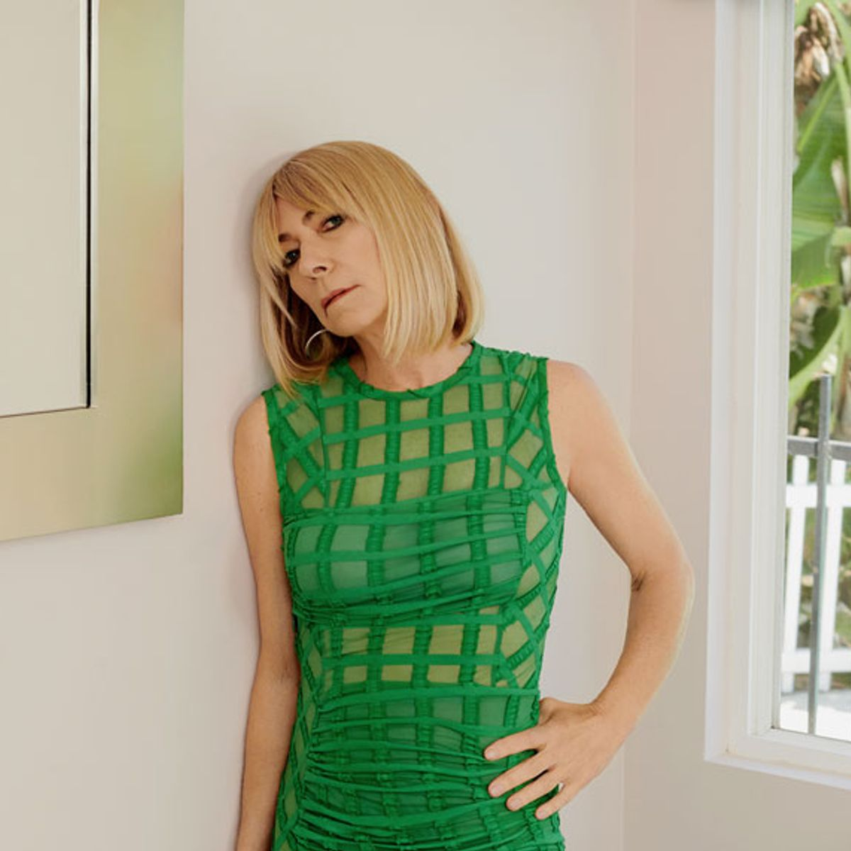 "Kim Gordon on ""No Home Record"" and why ""palatable"" art doesn't affect change"