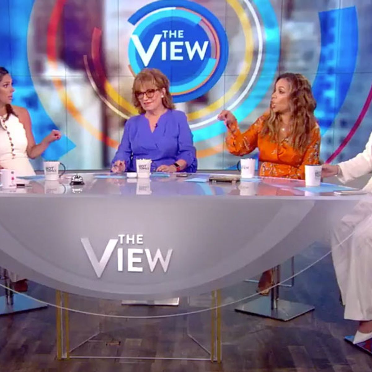 "There's only one political view at ""The View"": Joe Biden is terrific"