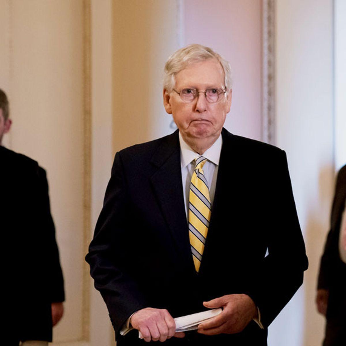 What the Roman senate's groveling before emperors explains about GOP senators' support for Trump