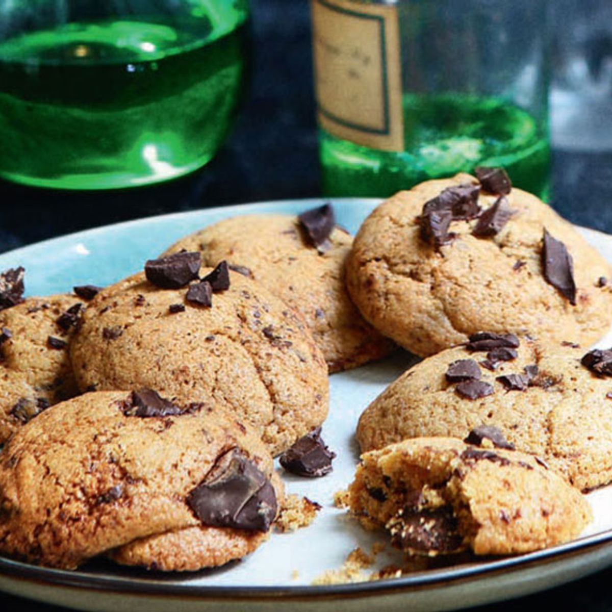 """These chocolate chip cookies are inspired by the hit film """"Ghostbusters"""""""