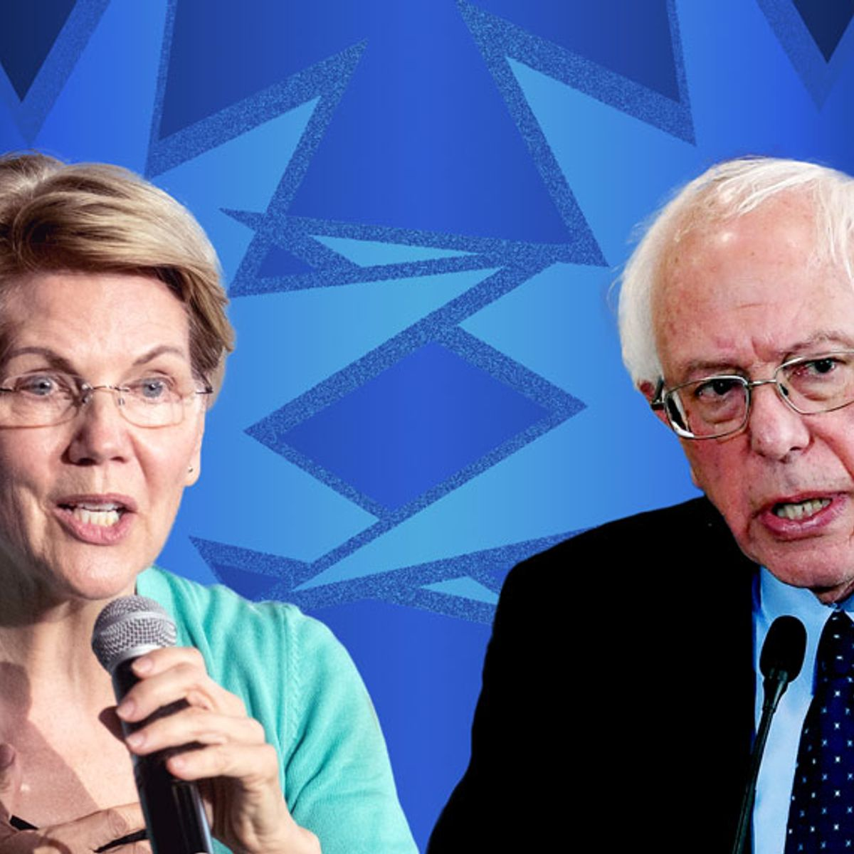 Elizabeth Warren's frenemies: Her rise has been helped by haters