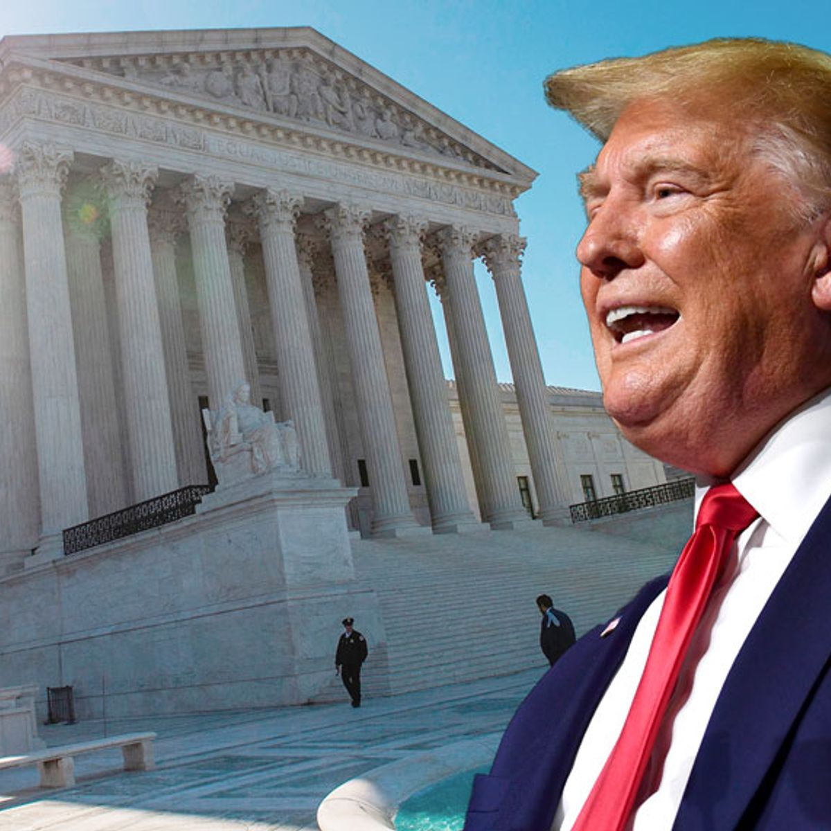 Outrage after Supreme Court allows Trump's public charge rule to take effect
