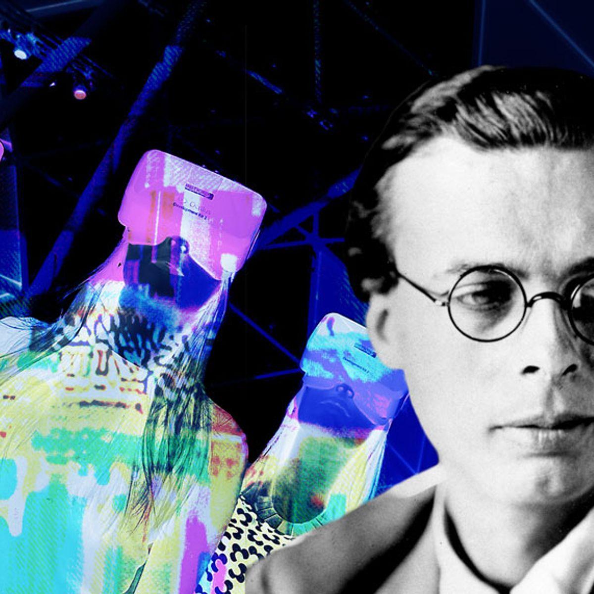 How Aldous Huxley prophesied the Big Data nightmare