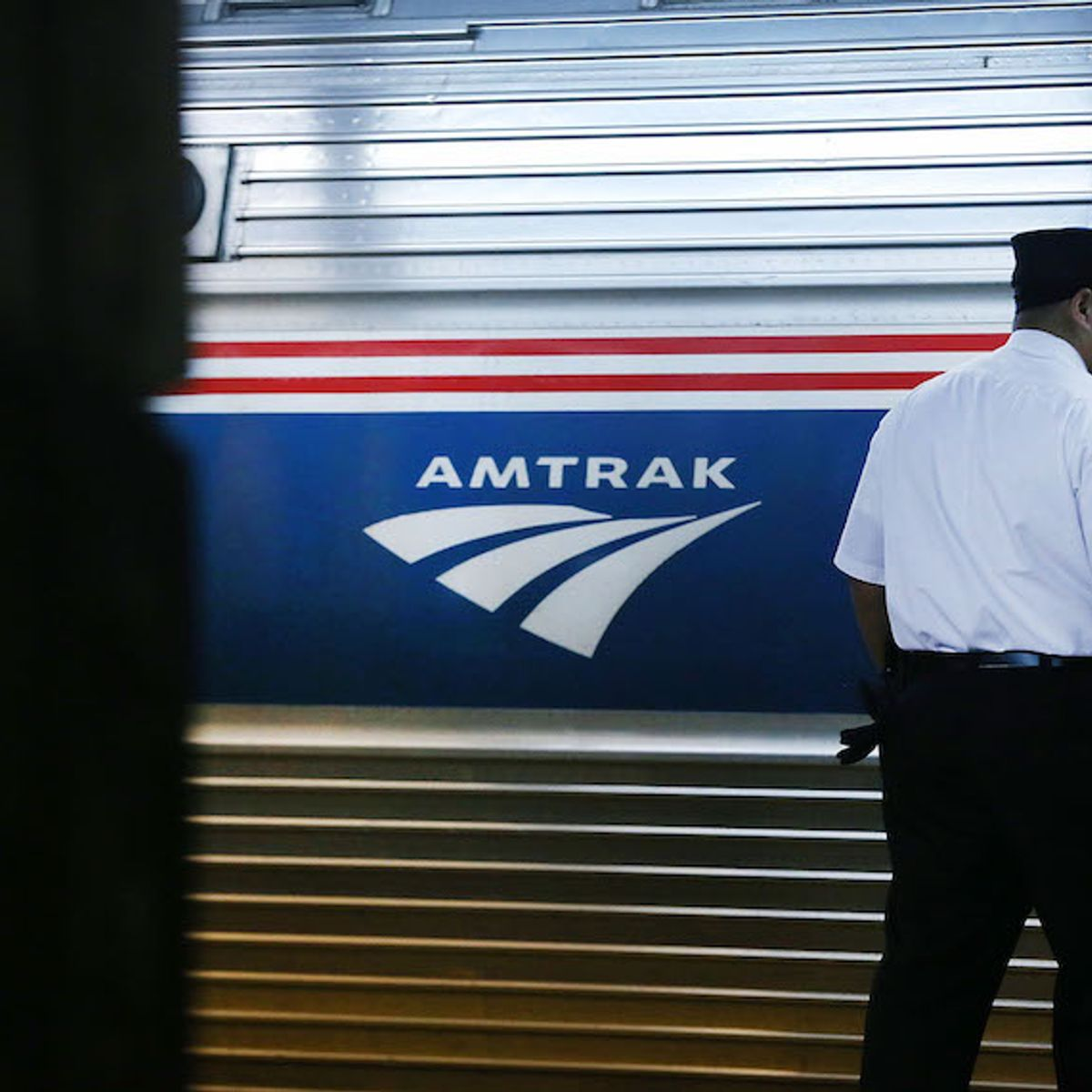Separate and unequal train service returns