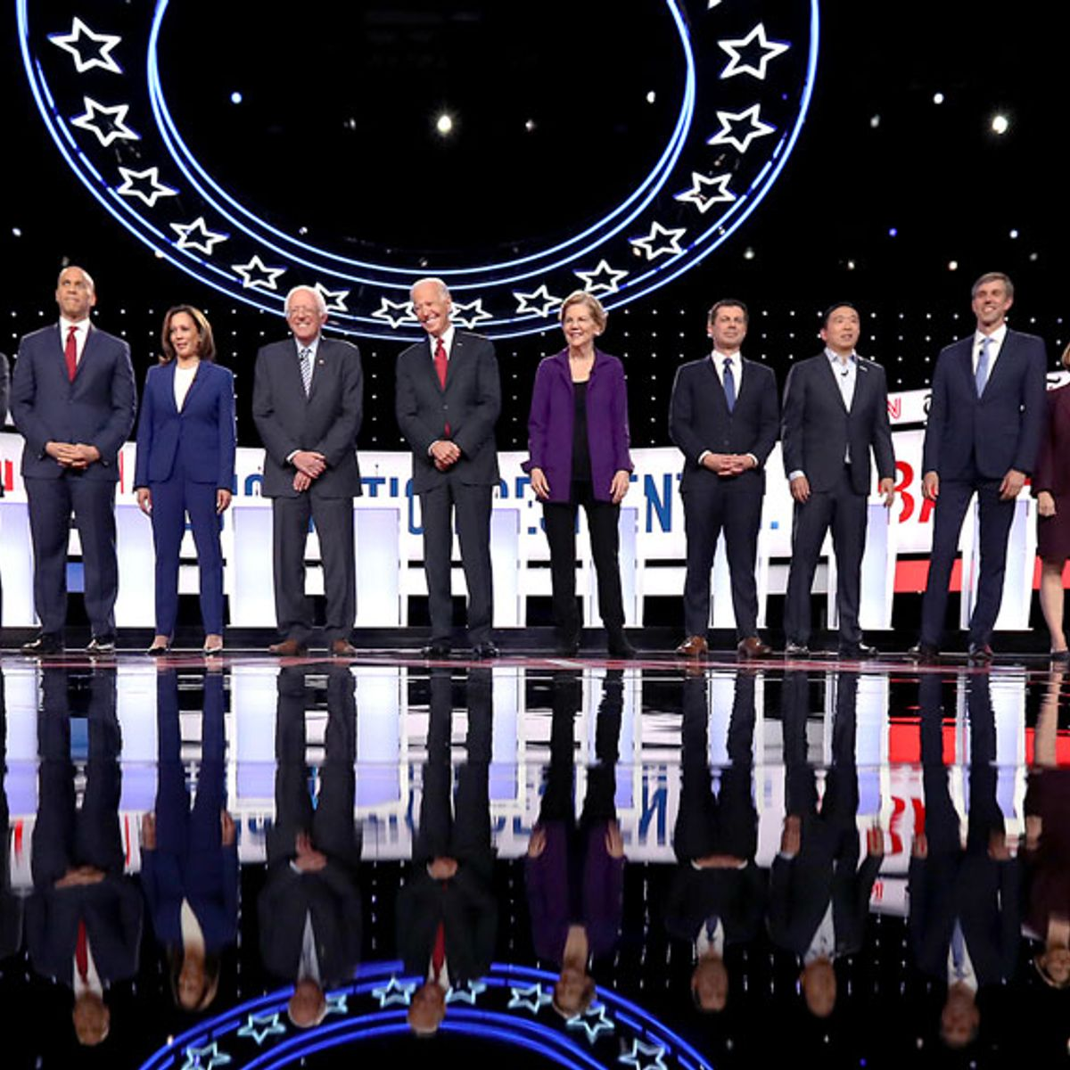 3 winners and 4 losers from the fourth Democratic presidential primary debate