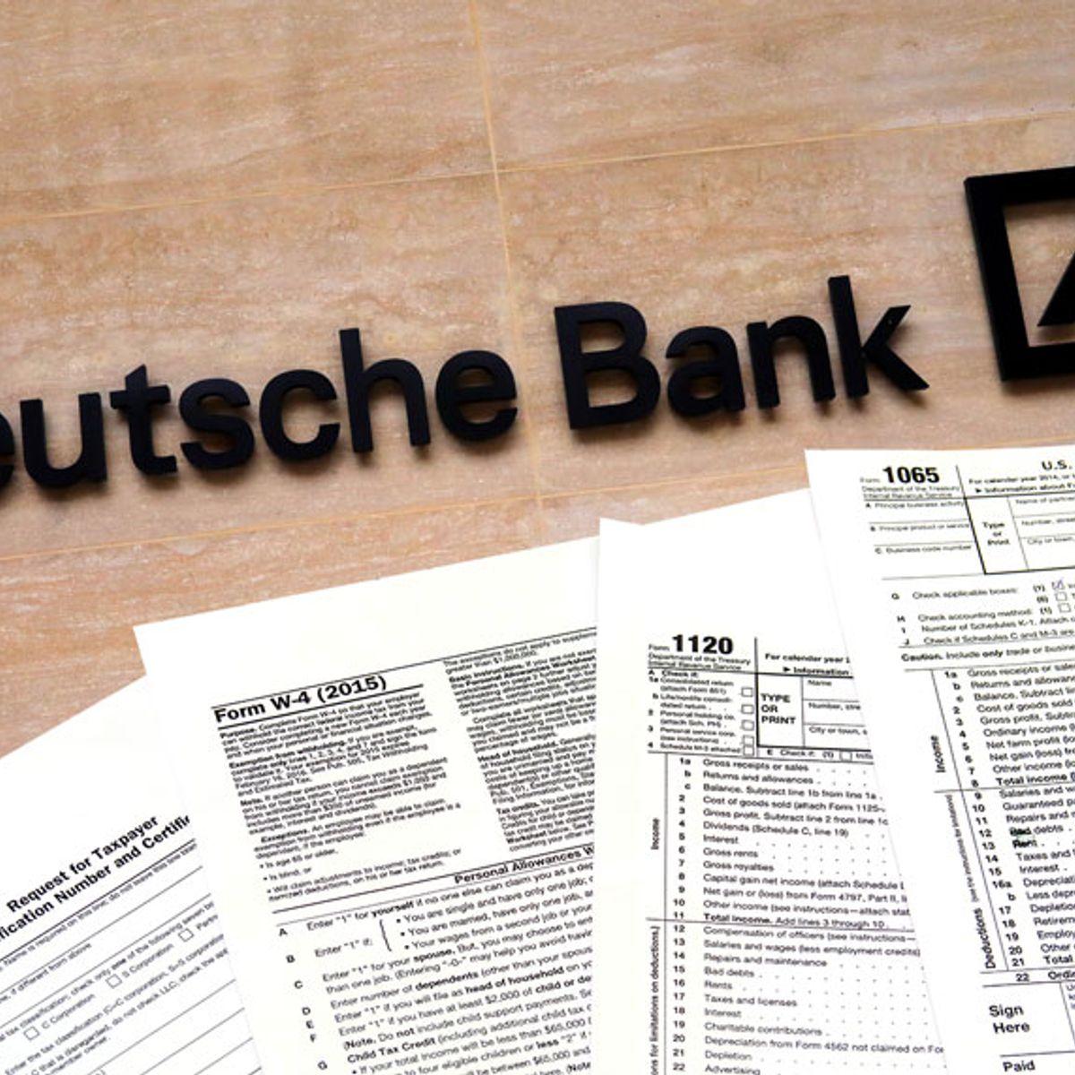 """Holy f**k"": Ex-Deutsche Bank exec says bank may have ""destroyed"" copies of Trump's tax returns"