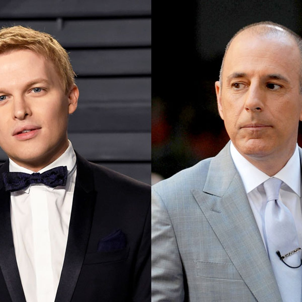 """Ronan Farrow: NBC tried to cover up Matt Lauer allegations with """"multiple"""" settlements before firing"""