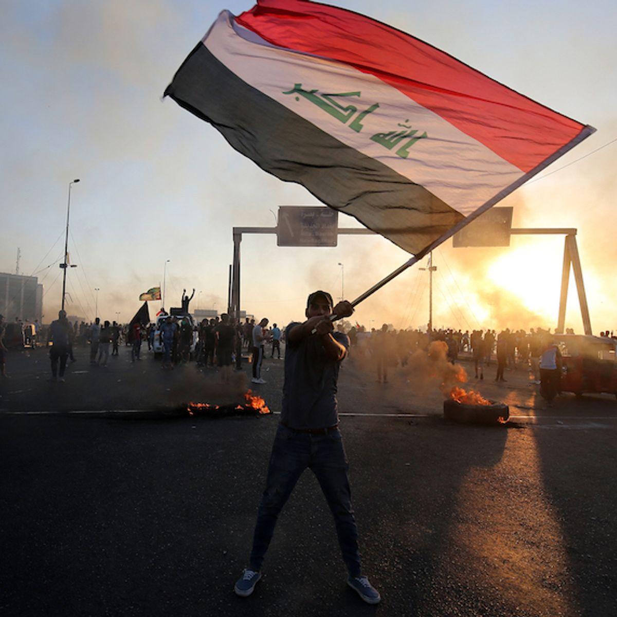 Crises in Iraq and Haiti expose the failure of militarized neoliberalism