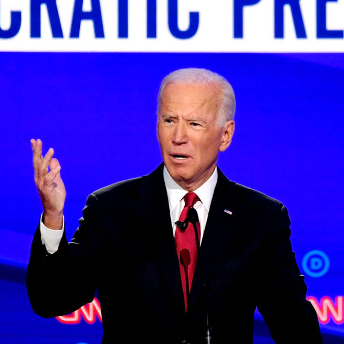 "Joe Biden addresses Ukraine scandal at Democratic debate: ""My son did nothing wrong"""