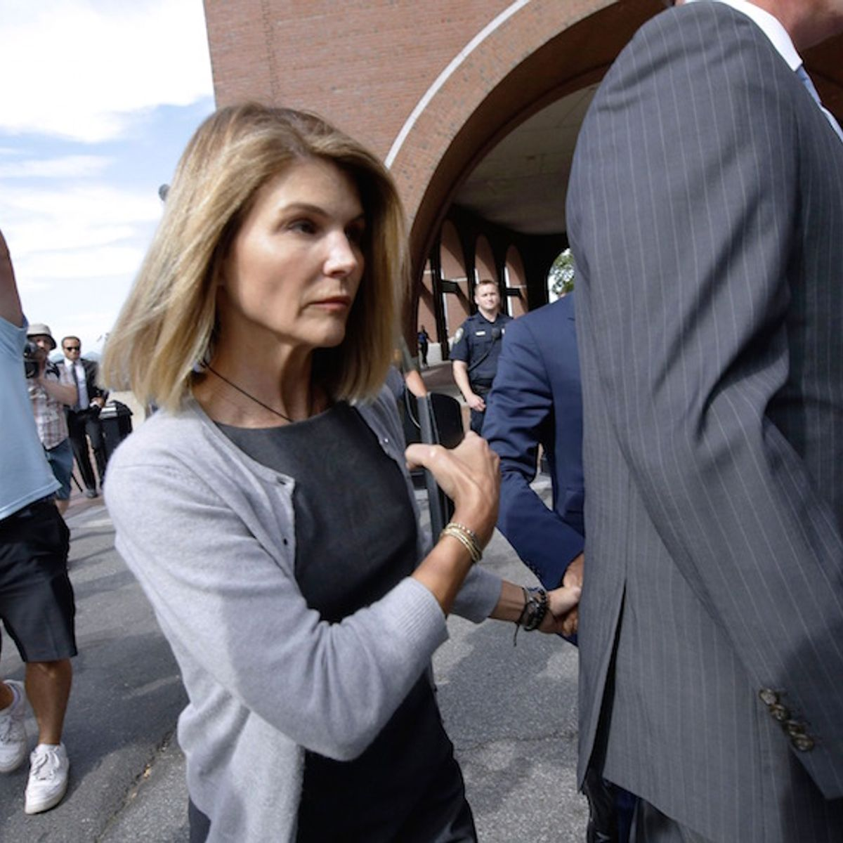 Lori Loughlin faces new bribery charges in college admissions scandal