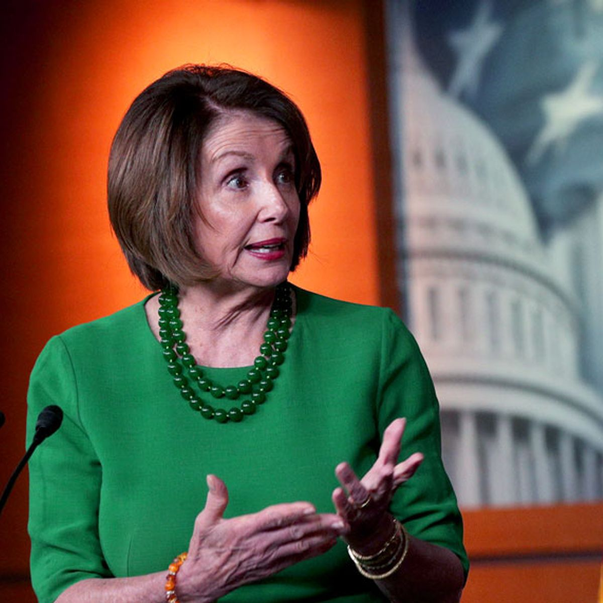 """Speaker Nancy Pelosi on impeachment inquiry: """"All roads seem to lead to Putin with the president"""""""