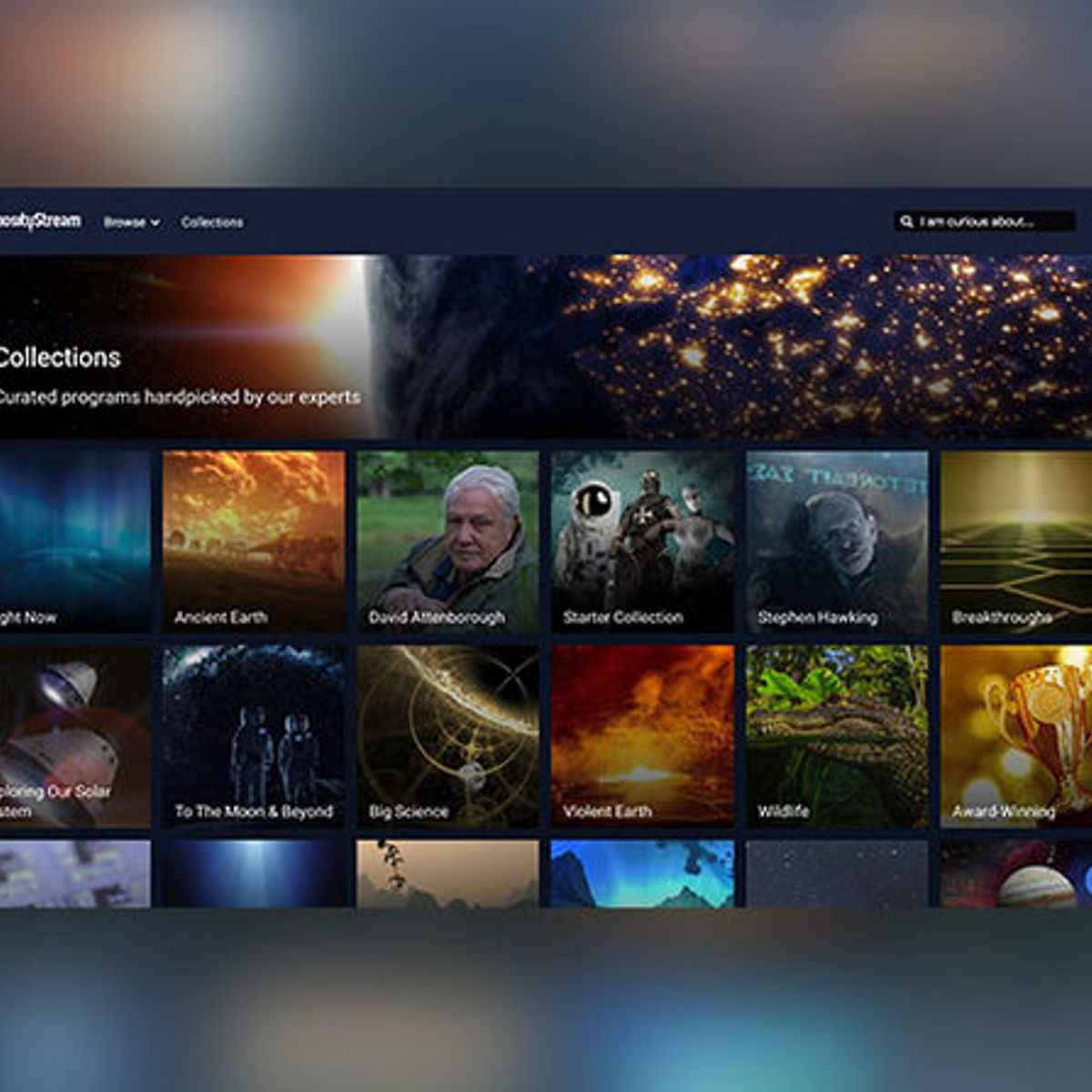 CuriosityStream is the Netflix for documentaries — save now