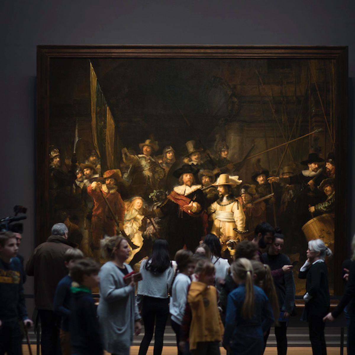 It's the year of Rembrandt again, to the delight of museum audiences