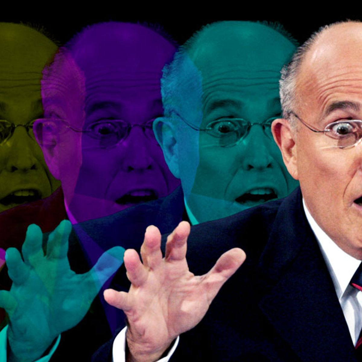 """William Barr warns President Trump to dump Rudy Giuliani, because he is a """"liability"""": report"""