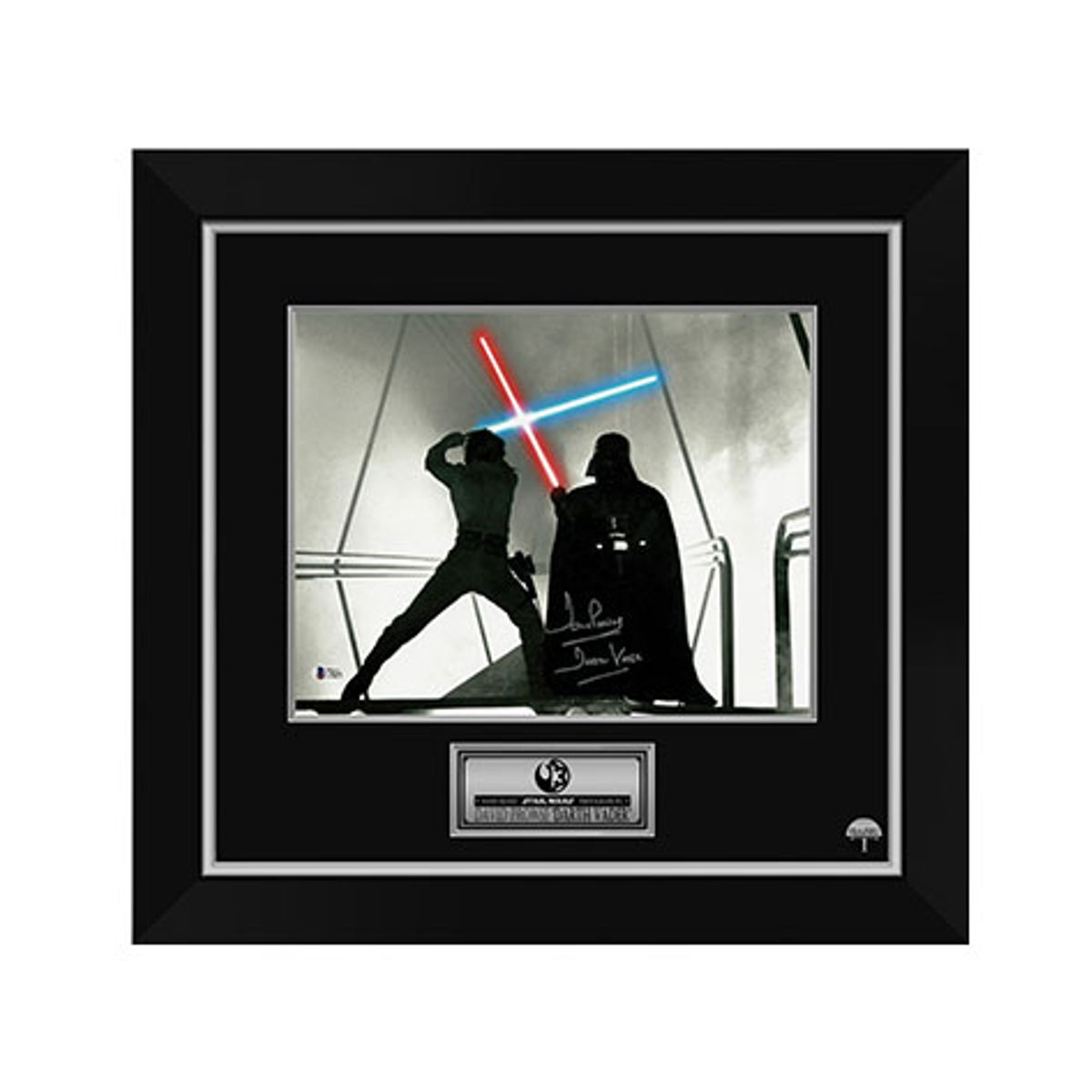 Save hundreds off this autographed Star Wars memorabilia