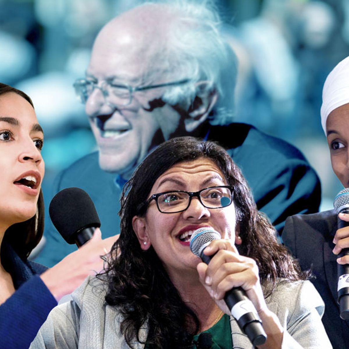 Ilhan Omar backs Sanders for president — Alexandria Ocasio-Cortez and Rashida Tlaib set to follow