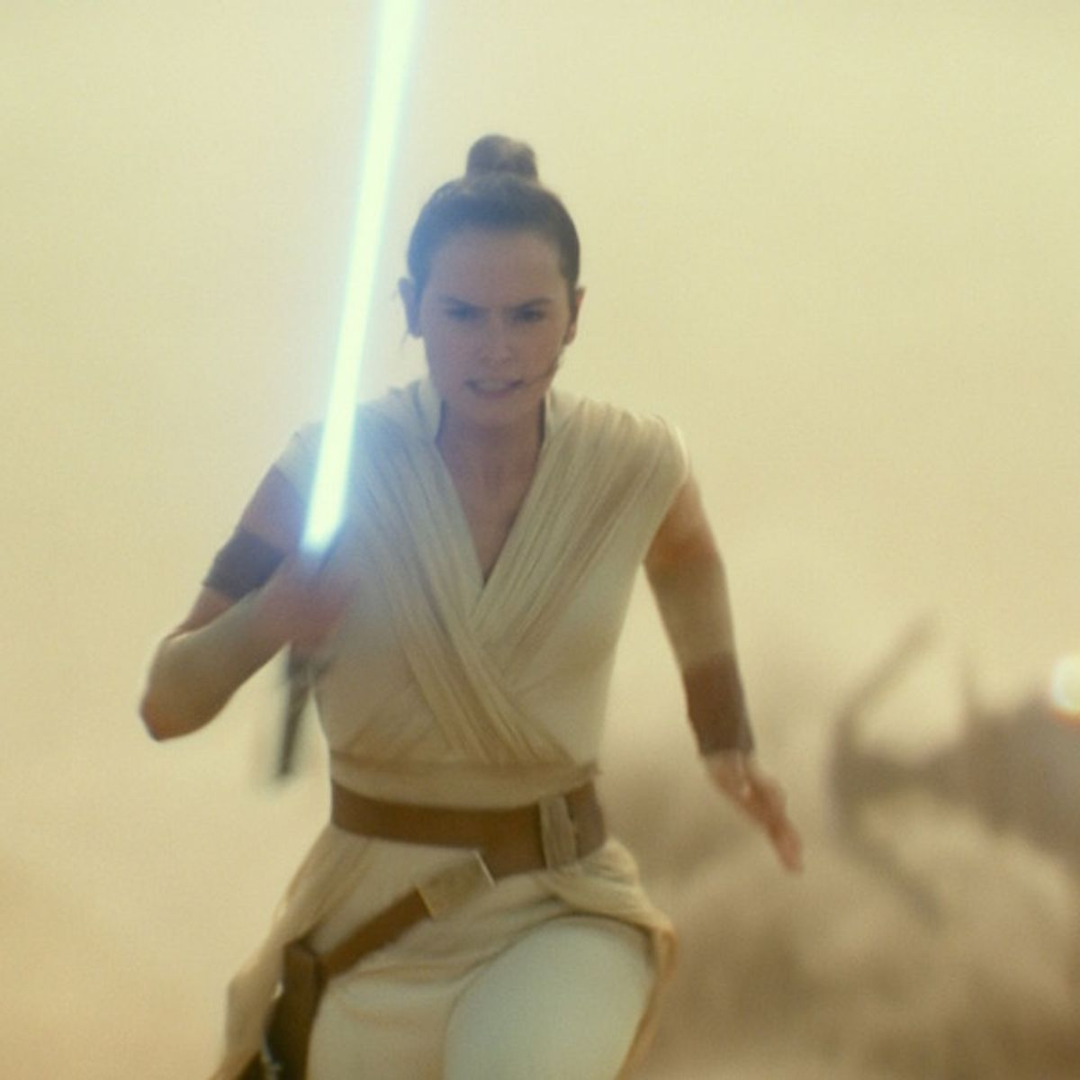 "The new trailer for ""Star Wars: The Rise of Skywalker"" raises questions of Rey's identity"