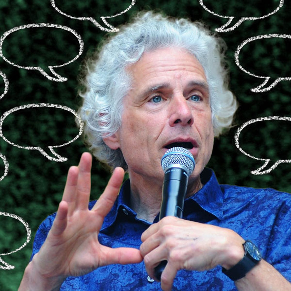 Steven Pinker, Sam Harris and the epidemic of annoying white male intellectuals