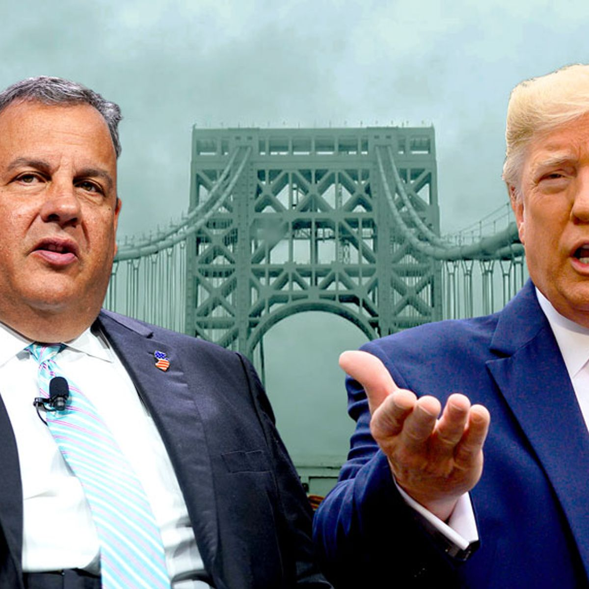 The Jersey roots of Trump's despotic rule