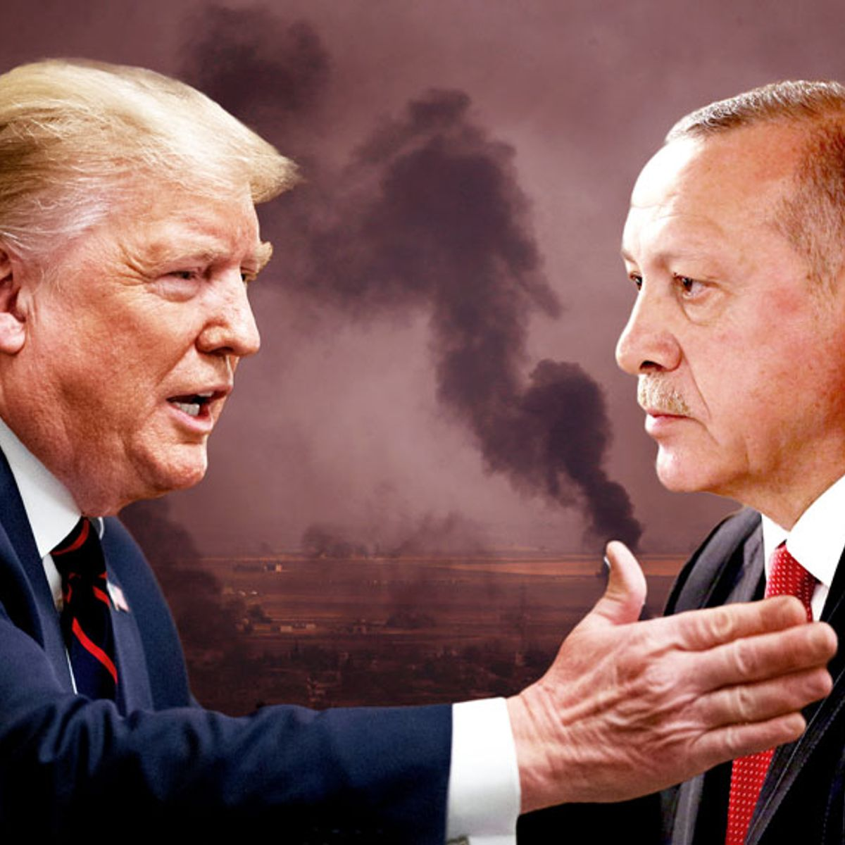 "Read: Trump's bizarre letter to Erdoğan: ""Don't be a fool!"""