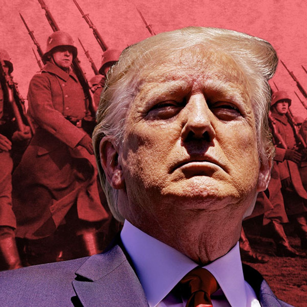 In extreme crises, conservatism can turn to fascism. Here's how that might play out