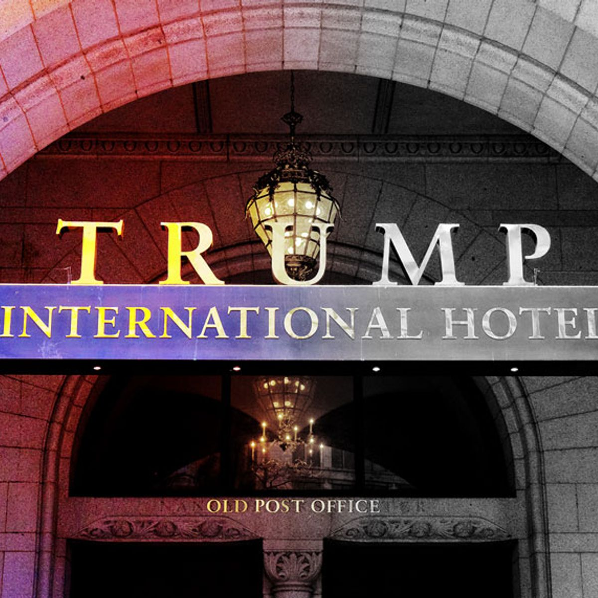 """Raw bribery"": Groups, foreign governments book rooms at Trump hotel, don't use them"