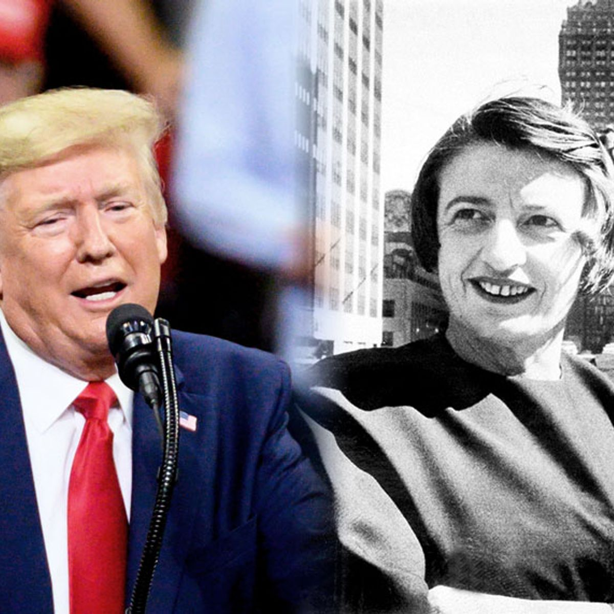 Right-wingers finally got their Ayn Rand hero as president — and it's this guy
