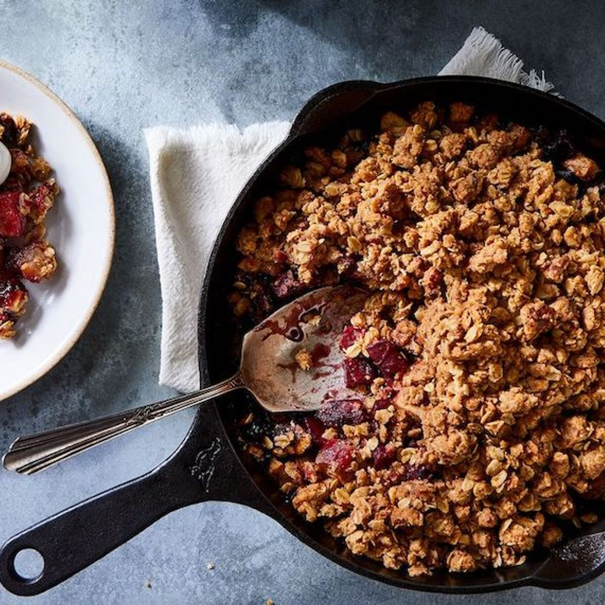The apple crisp that made me fall in love with... beets