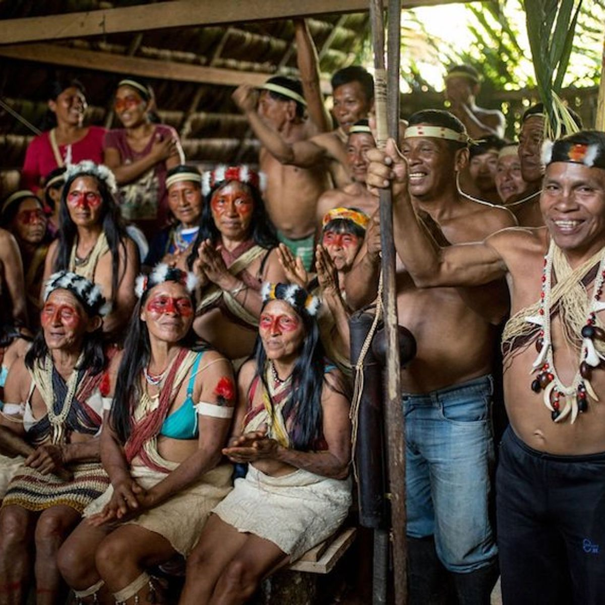 Indigenous people blocked Ecuador oil auction in growing fight to save Amazon