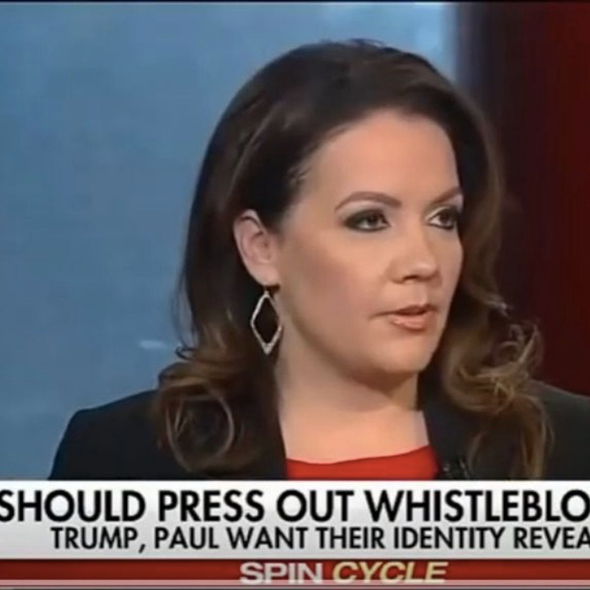 Fox News contributor stuns host after naming purported whistleblower on live TV