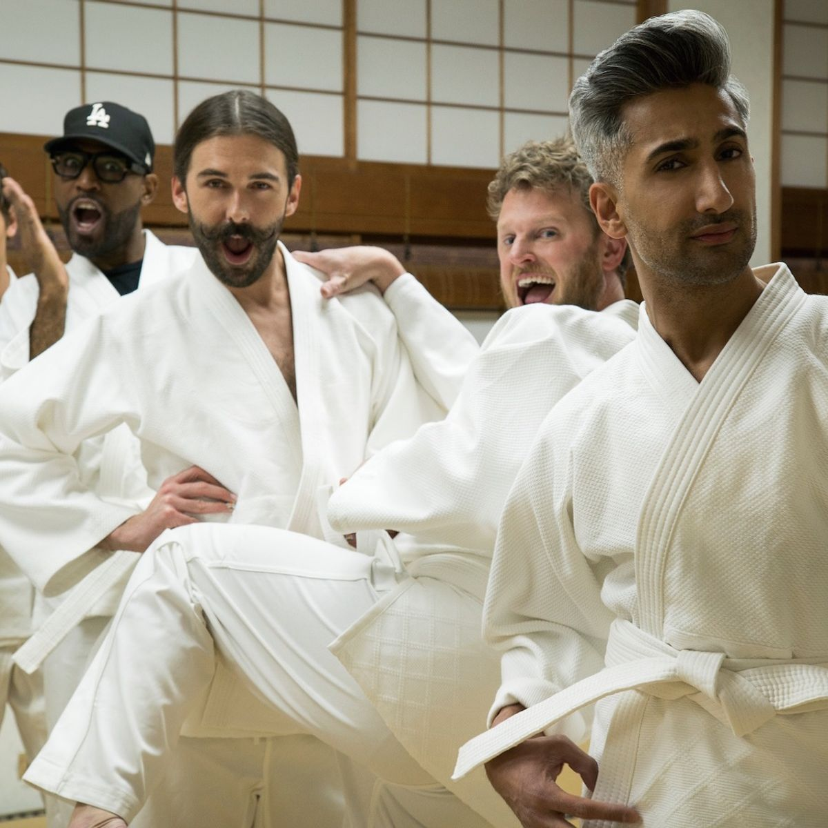 "How ""Queer Eye"" approached a culturally sensitive season in Japan beyond karate and chopsticks"