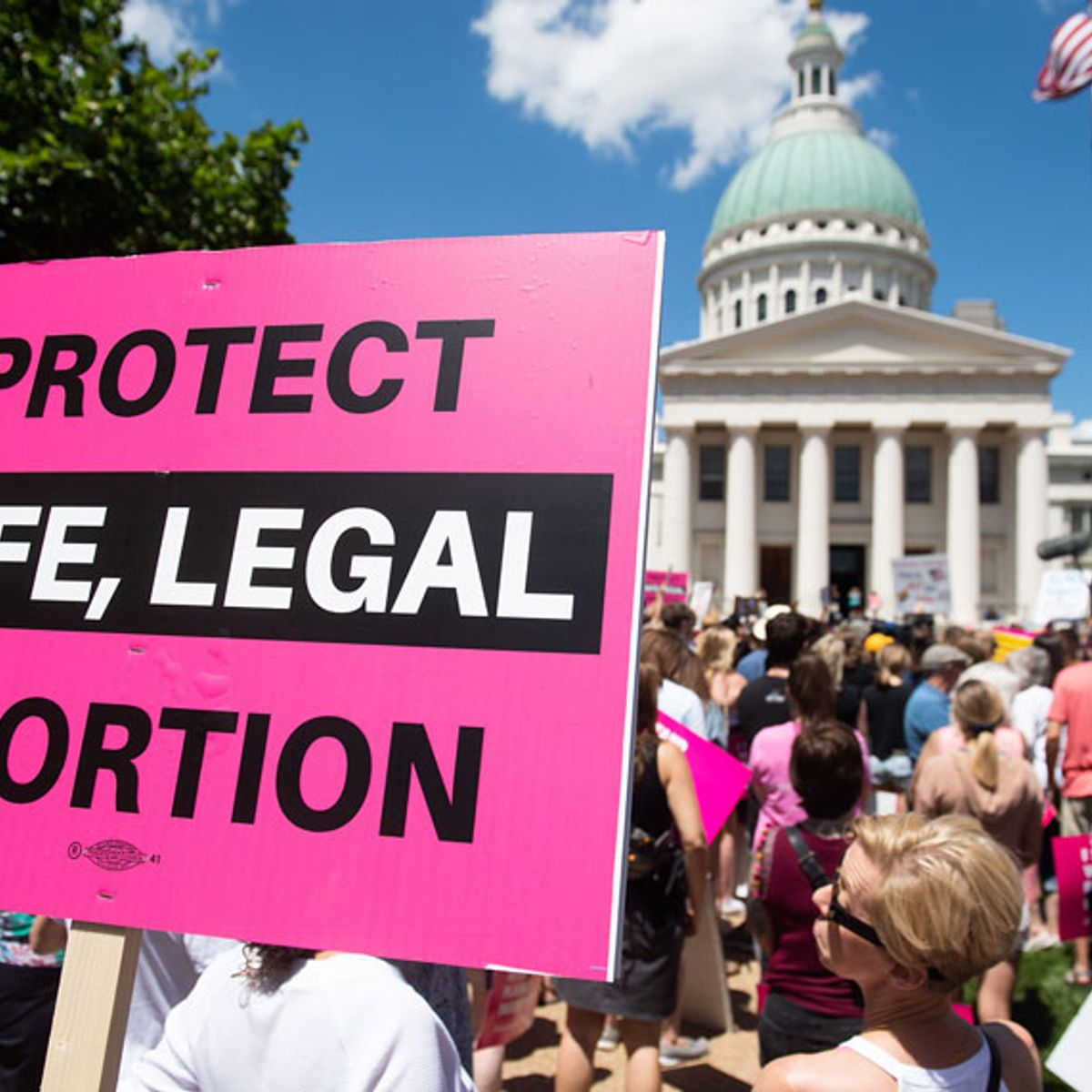 """""""The right to abortion has been decimated"""": Shocking stories characterize abortion rights hearing"""