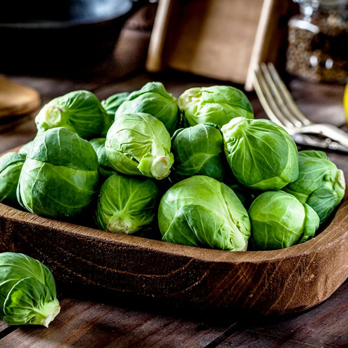 Two chefs shared their secrets to the perfect brussels