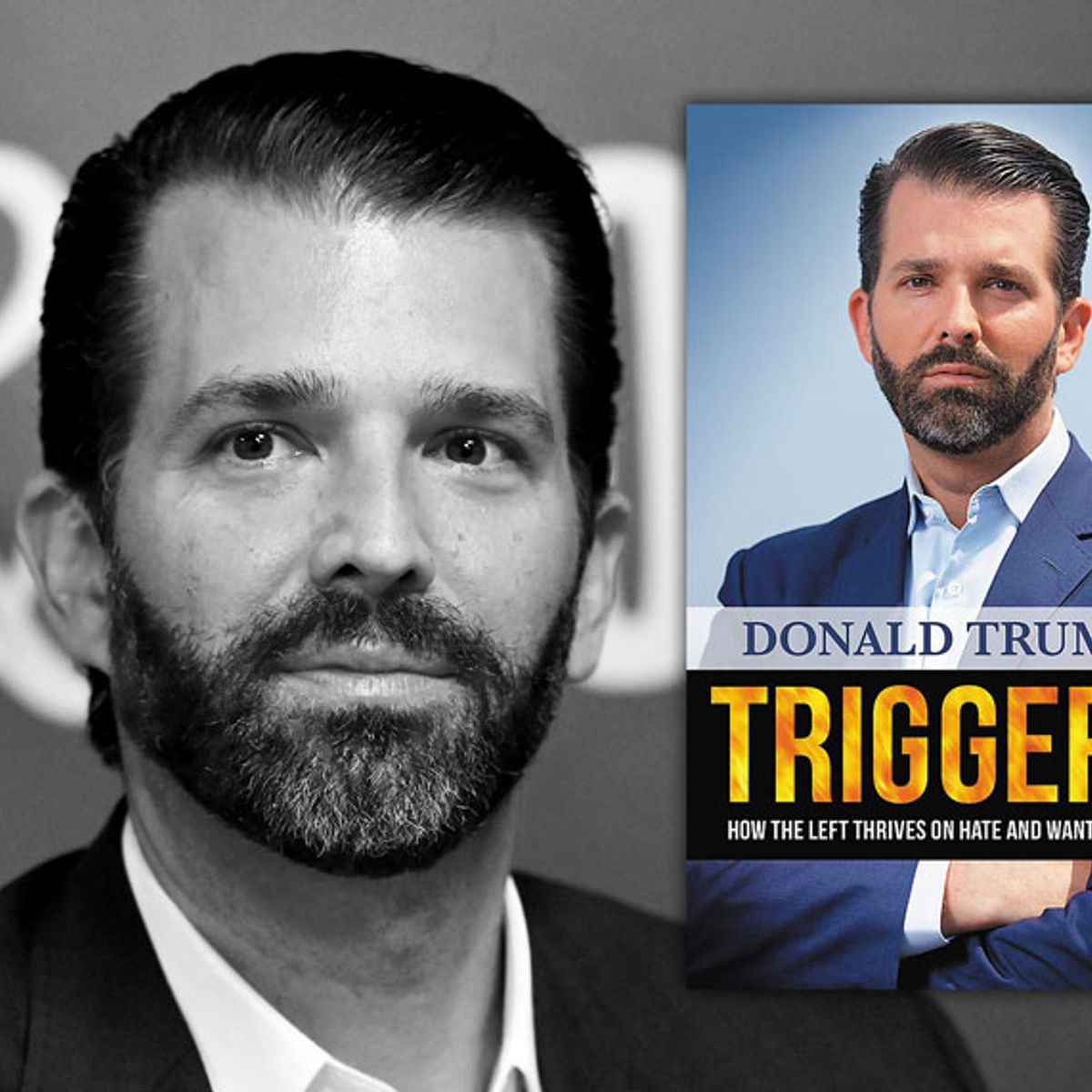 Don Jr.'s book says a lot more about the Trump family than he knows