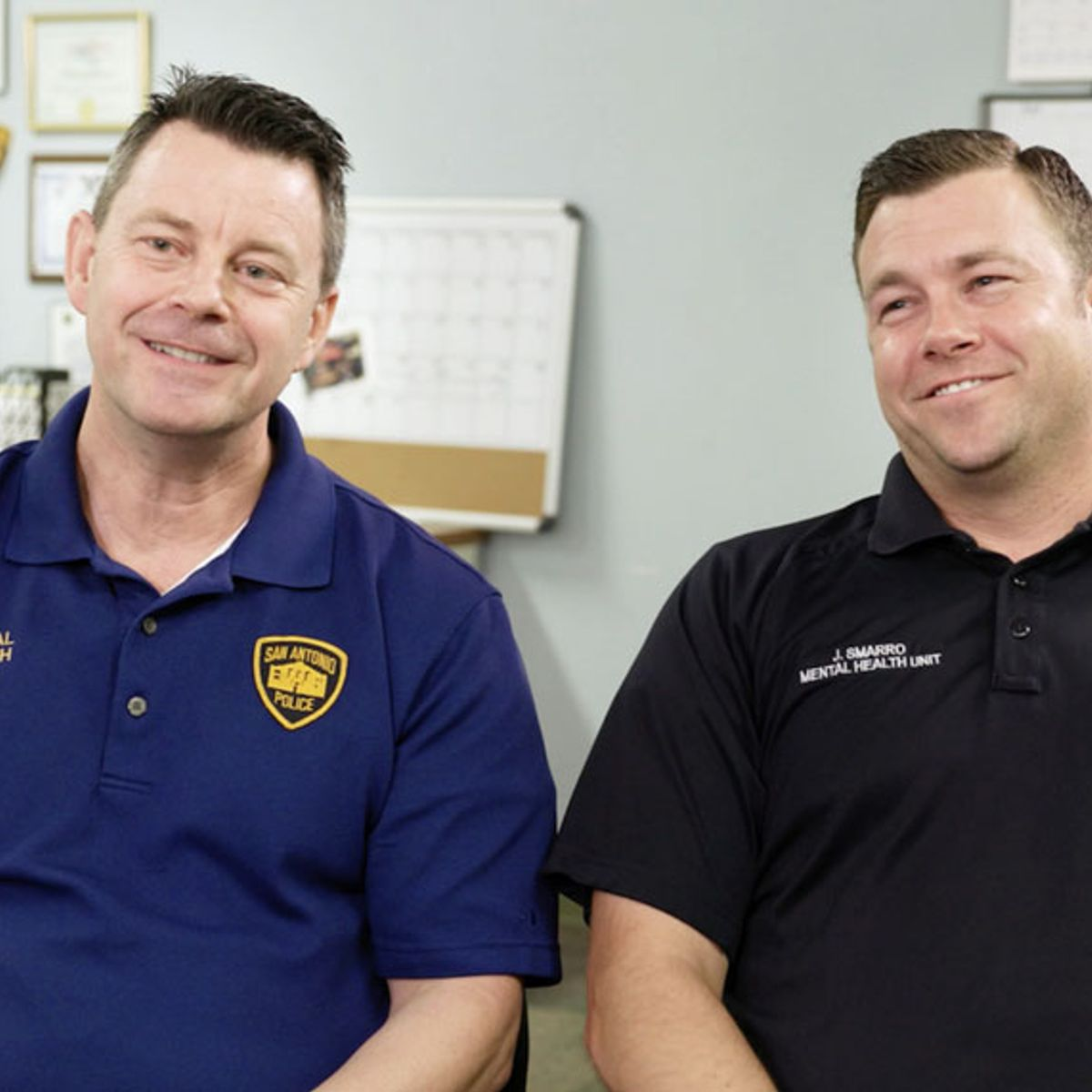 """In """"Ernie & Joe,"""" cops help the suicidal or mentally ill without criminalizing them"""