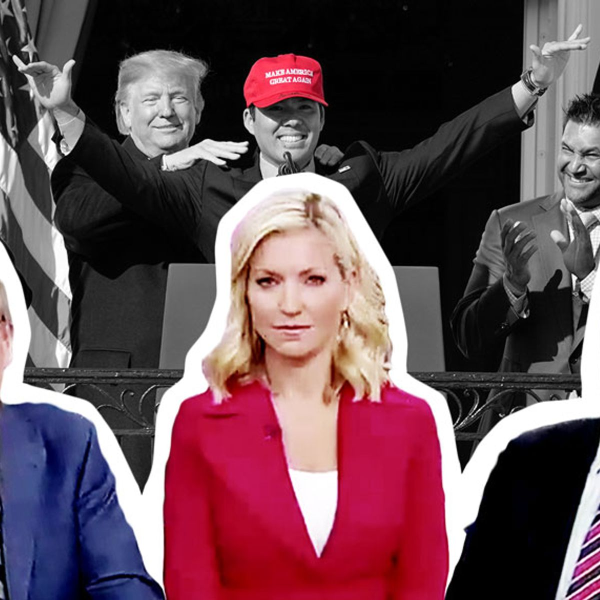 """""""Fox & Friends"""" hosts decry stigma of red MAGA hat: """"You're hated"""" for wearing it"""