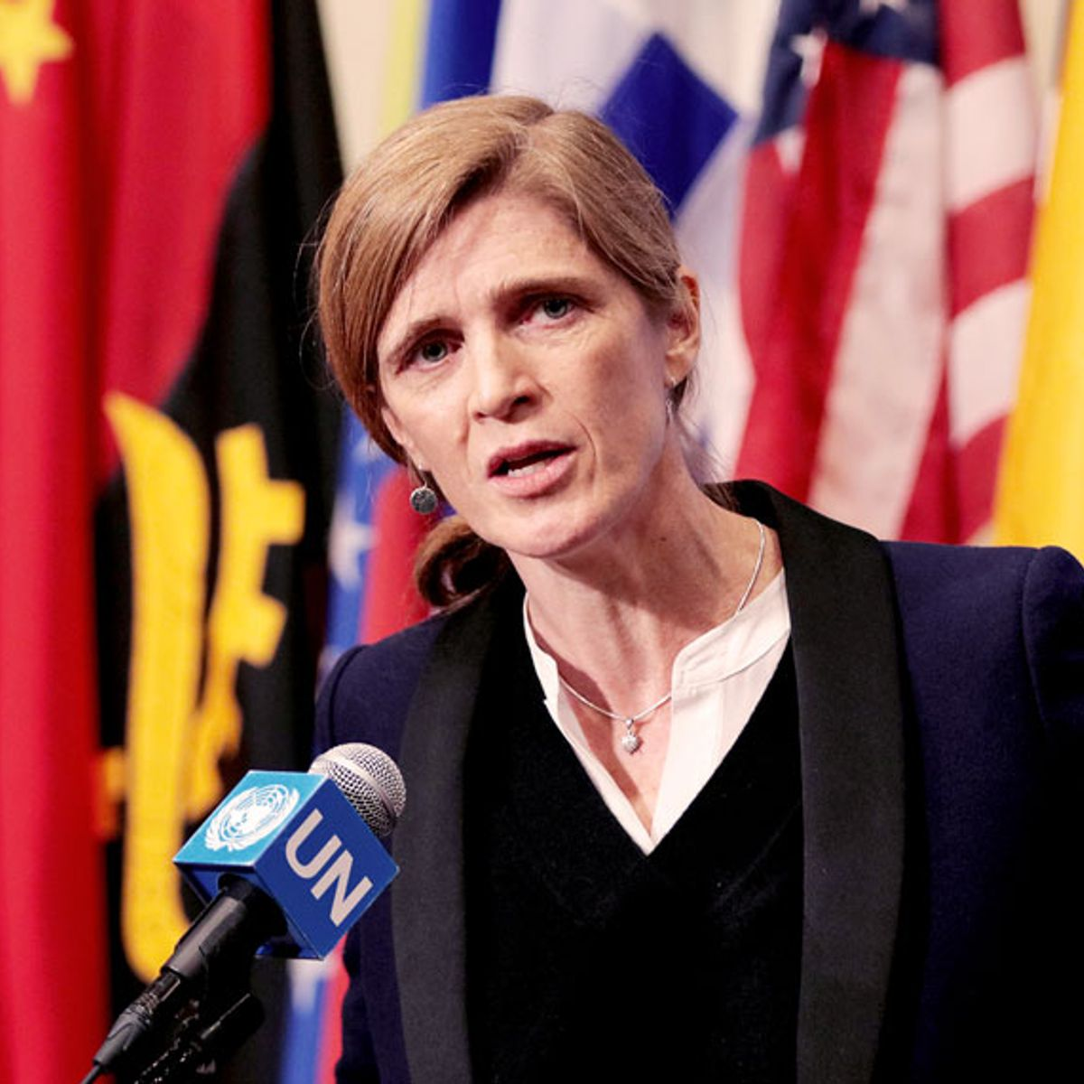 """Samantha Power: Trump has found """"new ways to compensate Putin for election interference"""""""