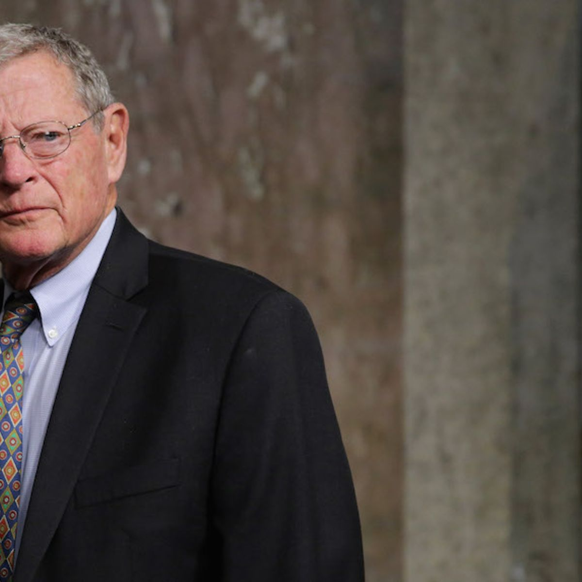 Inhofe is OK flooding his neighbors if it keeps his lake view