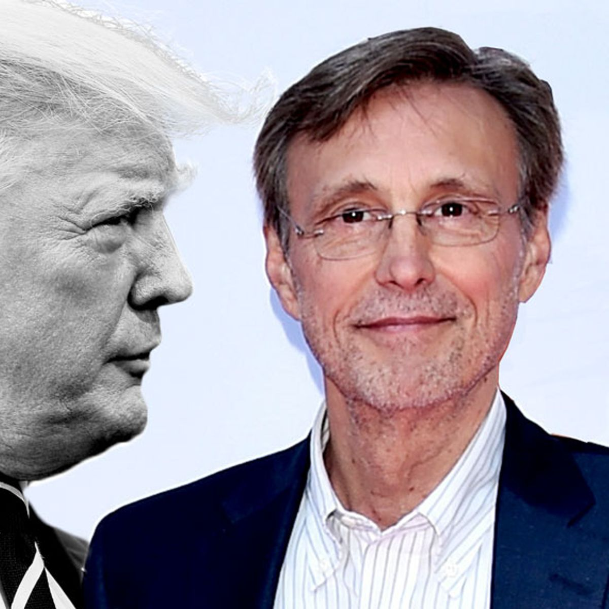 "Radio host Thom Hartmann: If Trump's re-elected, ""we may slide into straight fascism"""
