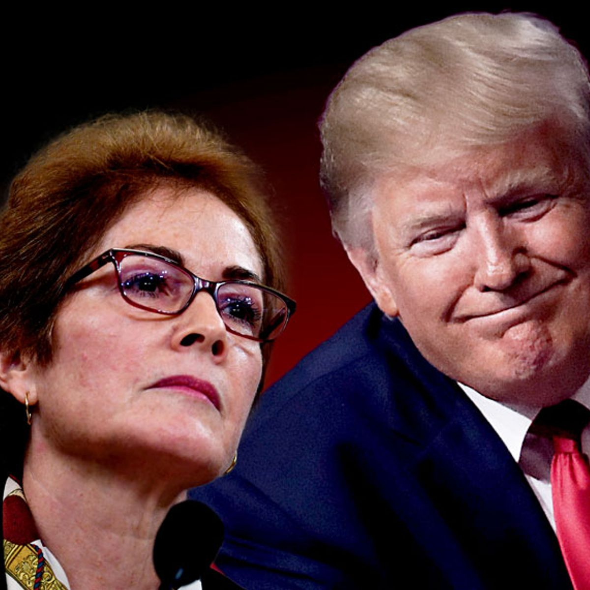 """Leaked audio appears to catch Trump demanding the firing of Marie Yovanovitch: """"Get rid of her!"""""""