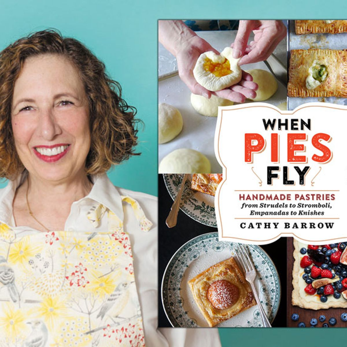 How master pie maker Cathy Barrow cracked the secret of a perfectly flaky crust