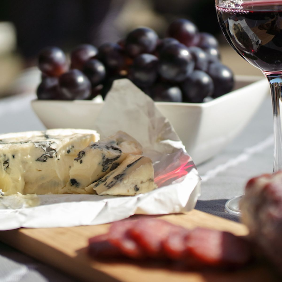 Thank fungi for cheese, wine and beer this holiday season