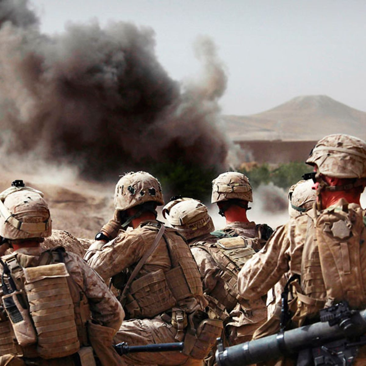 The real outrage of the Afghanistan war papers that no one wants to talk about